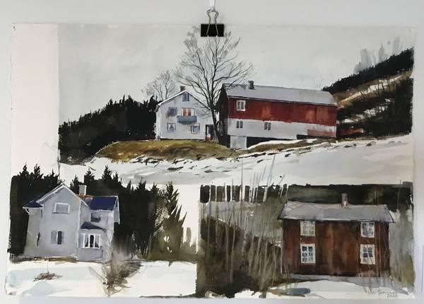 Bilde av Nils Forsman - Kåren