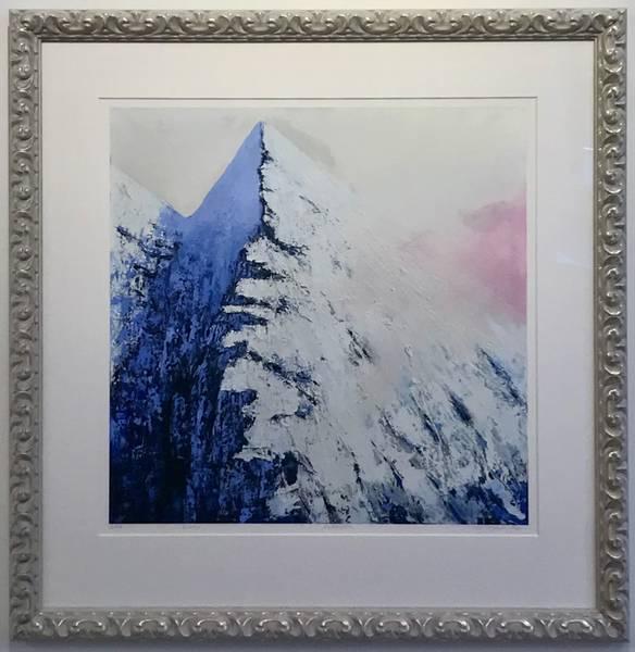 Bilde av Terje Tverfjell - Vinterfjell