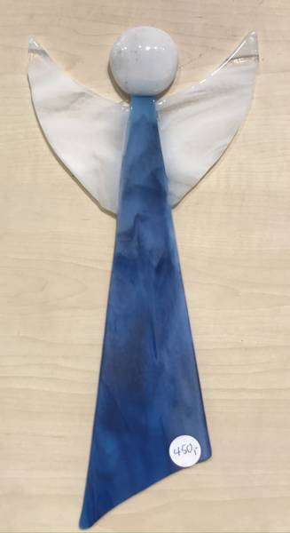 Bilde av Hengende engel - Blå