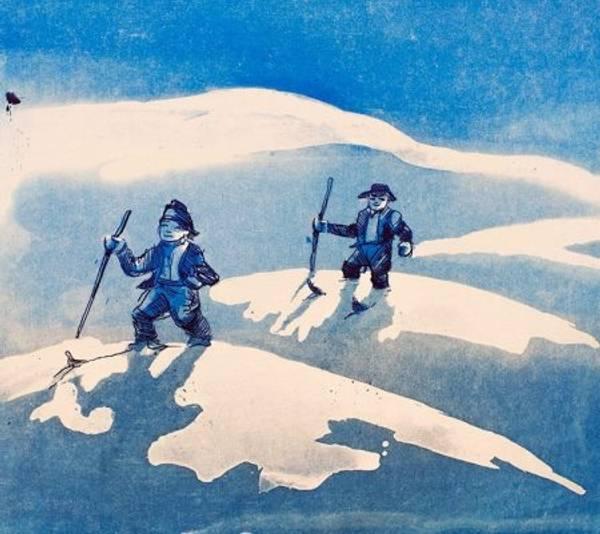 Bilde av Kristian Finborud - Småkarer i vintereventyr