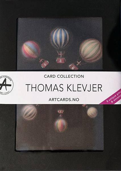 Bilde av Art Cards - Thomas Klevjer