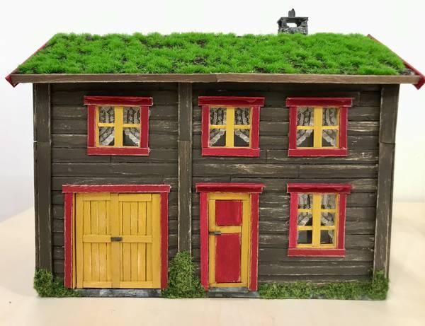 Bilde av Mari Jøkulsdottir - Huset i gata II